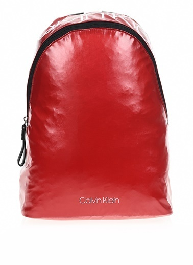 Calvin Klein Sırt Çantası Bordo